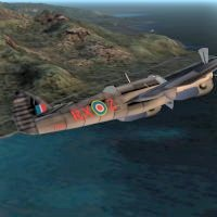 Bristol Beaufighter | Flyable in these simulations