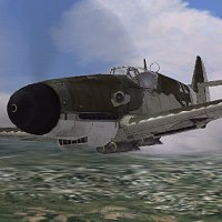 Messerschmidt Bf-109 | Flyable in these simulations
