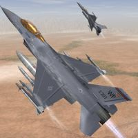 Convair F-106 Delta Dart | Flyable in these simulations