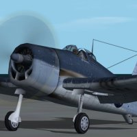 Grumman F6F Hellcat | Flyable in these simulations