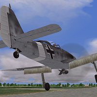 Focke-Wulf Fw-190 | Flyable in these simulations