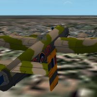 Handley-Page Halifax | Flyable in these simulations