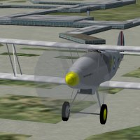 Hawker Hart | Flyable in these simulations