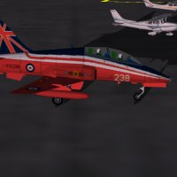 BAE Systems Hawk | Flyable in these simulations