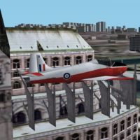 BAC Jet Provost | Flyable in these simulations