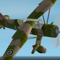 Westland Lysander | Flyable in these simulations