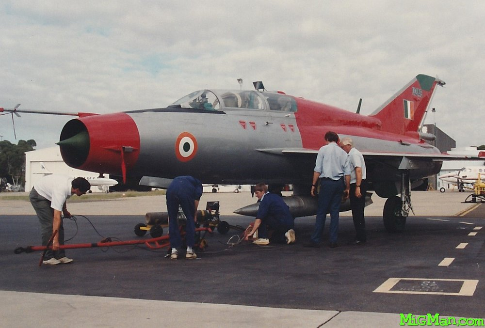 Mikoyan Gurevich MiG-21 Fishbed | Flyable in these simulations