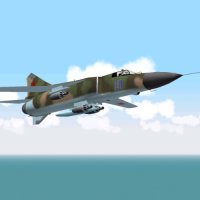 Mikoyan Gurevich MiG-23 Flogger | Flyable in these simulations