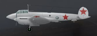 Petlyakov Pe-21 | Flyable in these simulations