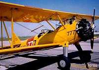 Boeing Stearman | Flyable in these simulations