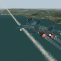 Sukhoi Su-33 | Flyable in these simulations