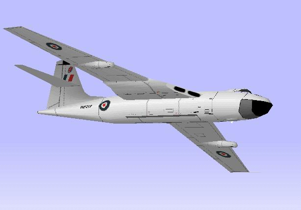 Vickers Valiant | Flyable in these simulations