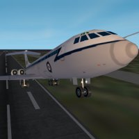 Vickers VC-10 | Flyable in these simulations