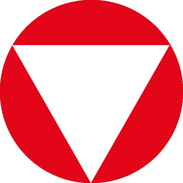 Roundel of Austria Air Force.