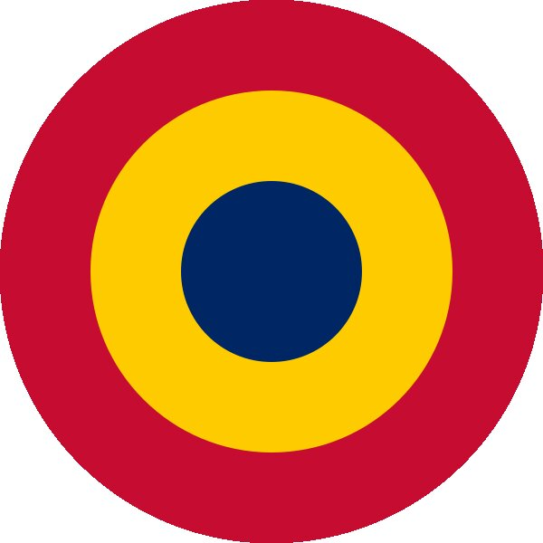 Roundel of Chad Air Force.