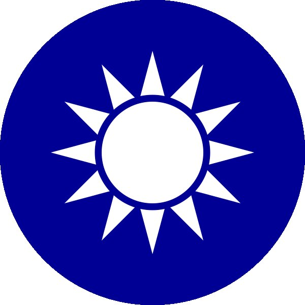 Roundel of People's Liberation Army Air Force of China