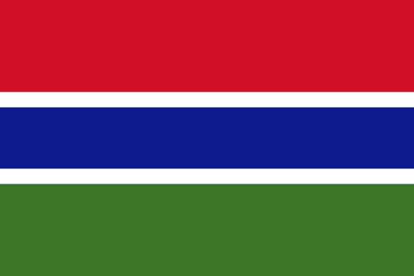 Roundel of Gambian Air Force of Gambia