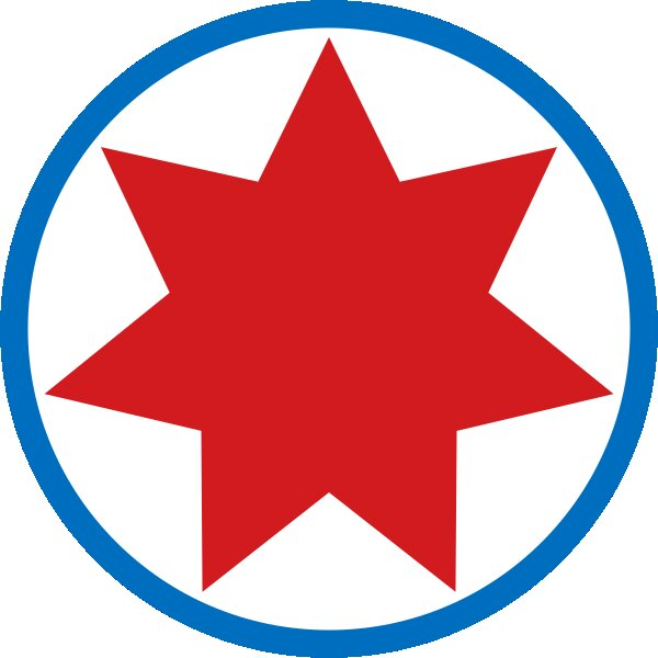 Roundel of Georgia Air Force.
