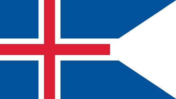 Roundel of Iceland Air Defence System of Iceland