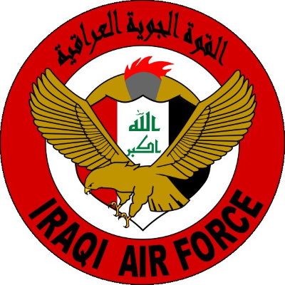 Roundel of Iraq Air Force.