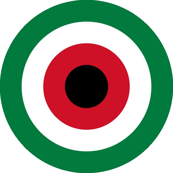 Roundel of Kuwait Air Force.