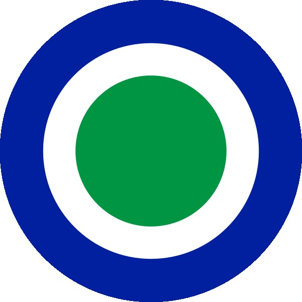 Roundel of Lesotho Air Force.