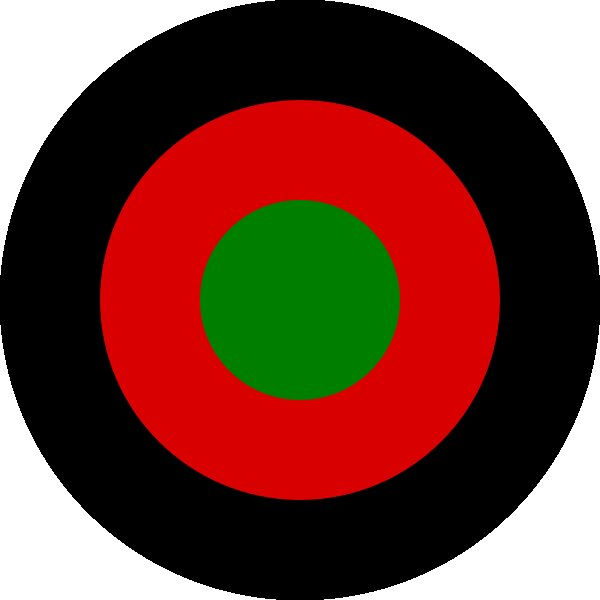 Roundel of Malawi Air Force.