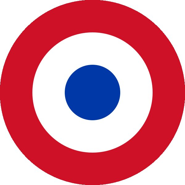 Roundel of Paraguay Air Force.