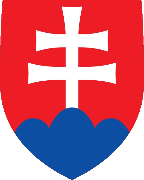 Roundel of Slovak Air Force of Slovakia