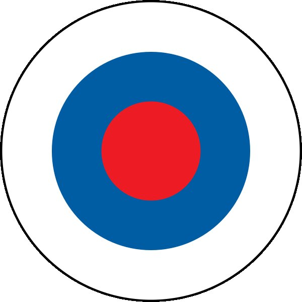 Roundel of Slovenia Air Force.