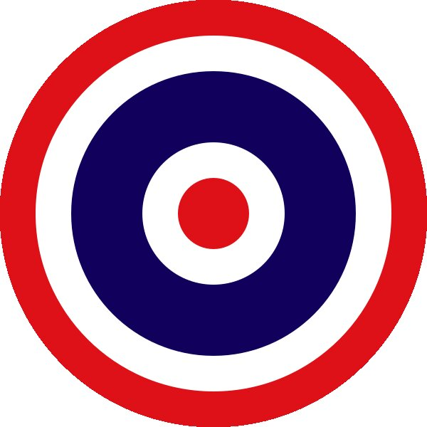 Roundel of Thailand Air Force.