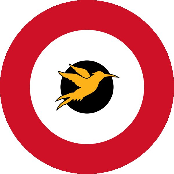 Roundel of Trinidad and Tobago Air Force.