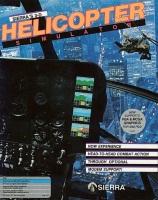 3-D Helicopter Simulator: Art comparison