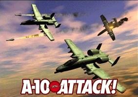 A-10 Attack