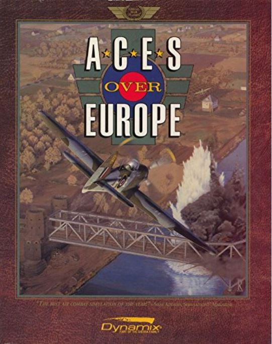 Aces Over Europe (1992)