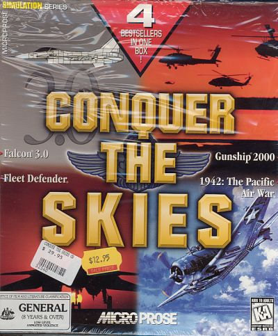 Conquer the Skies