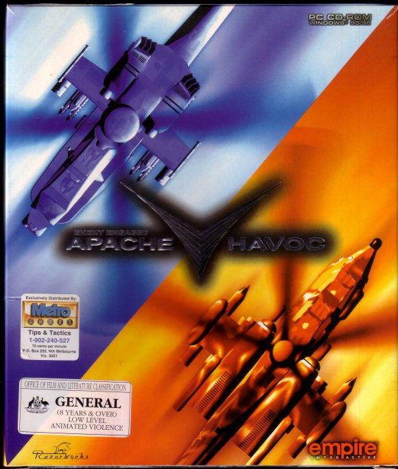 Enemy Engaged Apache vs. Havoc