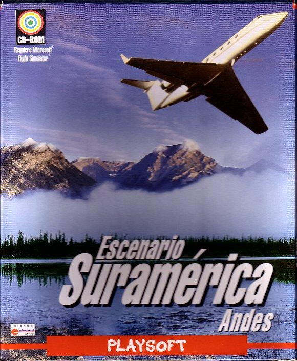 Escenario Suramerica Andes