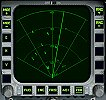 Alpha Sim's Eurofighter for MSFS2004 has a working radar display, allowing you to make Air intercepts