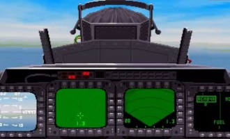 F-15 Strike Eagle III by Microprose (1992)