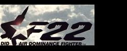 F-22 Air Dominance Fighter
