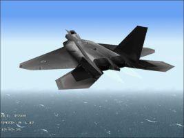 F-22 Total Air War 2