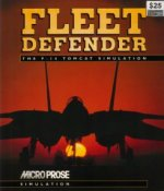 Fleet Defender, released in 1994 by Microprose, was the most thorough treatment of Carrier Fleet Defense ever seen on a PC.