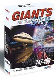 Giants of the Sky 747-400
