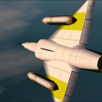 Harrier Jump Jet 2002 - addon for Microsoft Combat and civil Flight Sims.