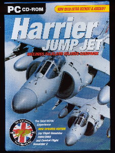 Harrier Jump Jet (pub 2002)