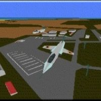 Jet Pilot by Vulcan Software 1996 - Hardware req.