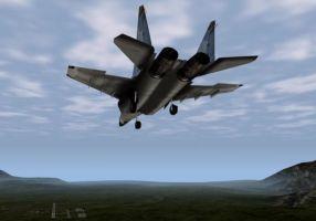 MiG-29 Fulcrum (Novalogic)