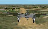 Mosquito Squadron - BA Methwold in Flight Sim 2002