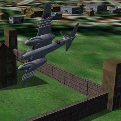 Mosquito Squadron (2002): The campaign